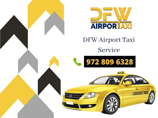 DFW airport taxi service