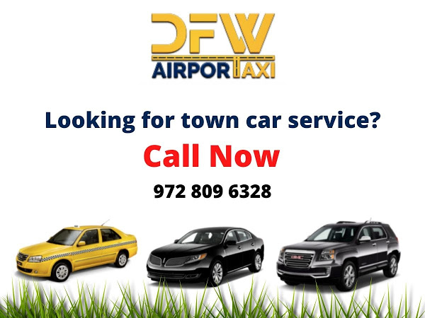 Five Reasons To Have The Best Of DFW Town Car Service